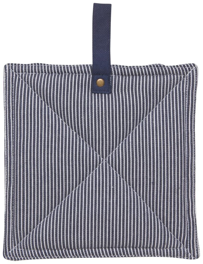 Now Designs Sawyer Pot Holder | Railroad Stripe