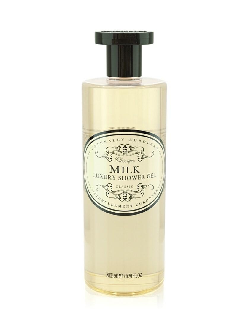 Naturally European Shower Gel | Milk