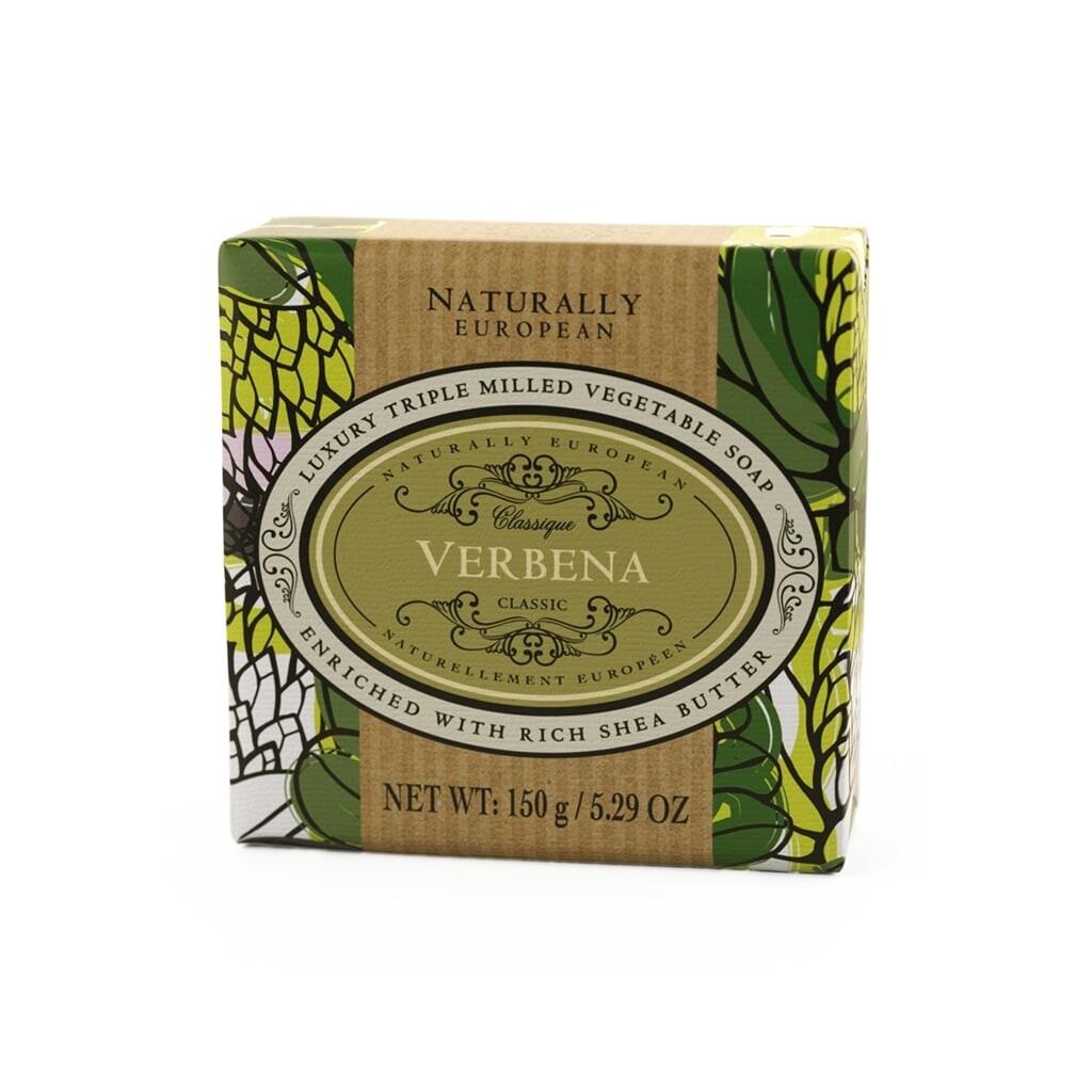 Naturally European Soap Bar | Verbena