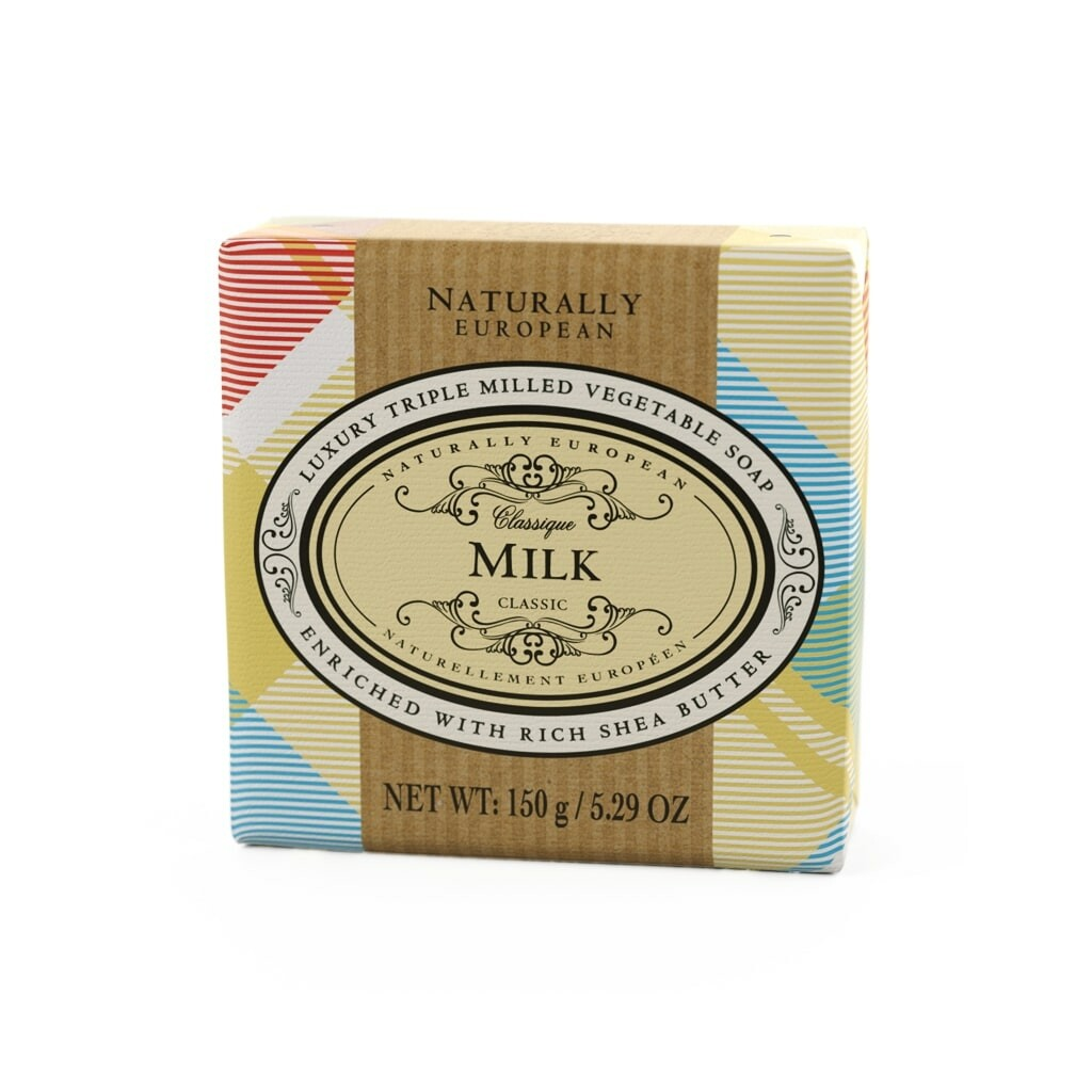 Naturally European Soap Bar   Milk