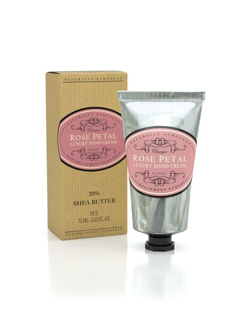 Naturally European Hand Cream | Rose Petal