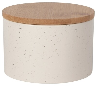 Now Designs Canister | Terrain Sandstone Small