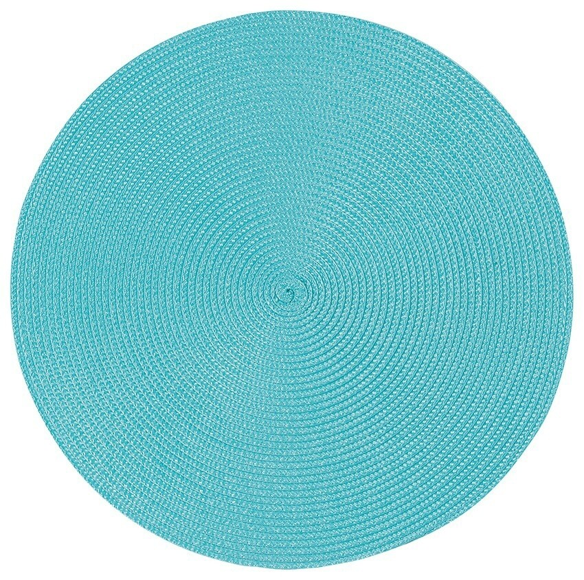 Now Designs Disko Placemat | Turquoise