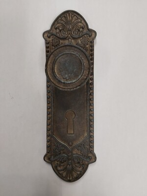 Resin Antiqued Door Knob Hook