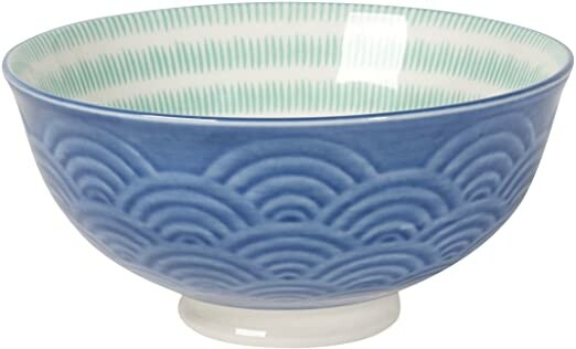 Now Designs Stamped Bowl | 5in. Waves