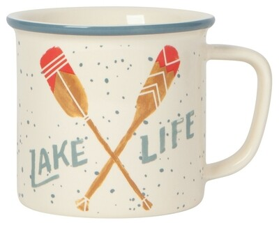 Now Designs Heritage Mug | Lake Life