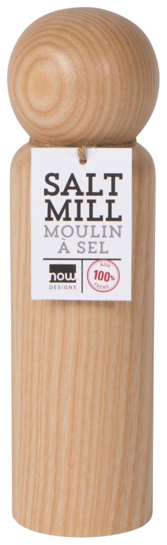 Now Designs Salt/Pepper Mill | Ash