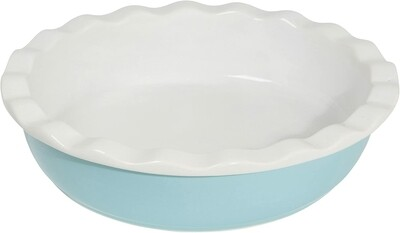 Now Designs Pie Plate | Turquoise