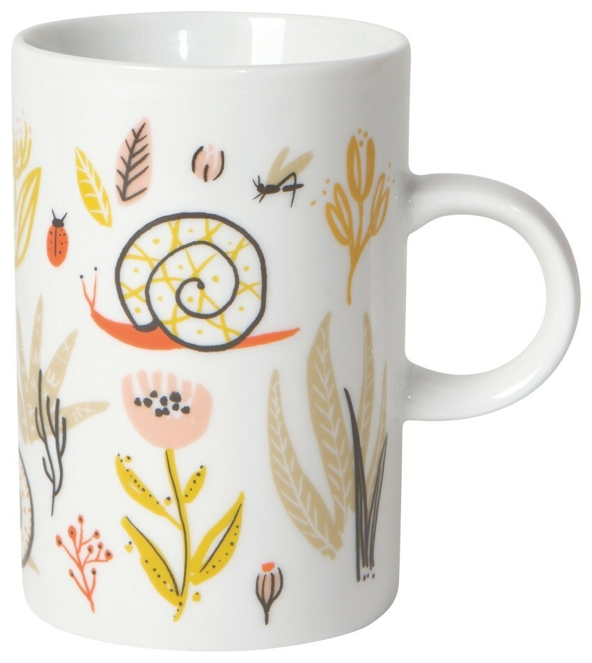 Now Designs Tall Mug | Small World