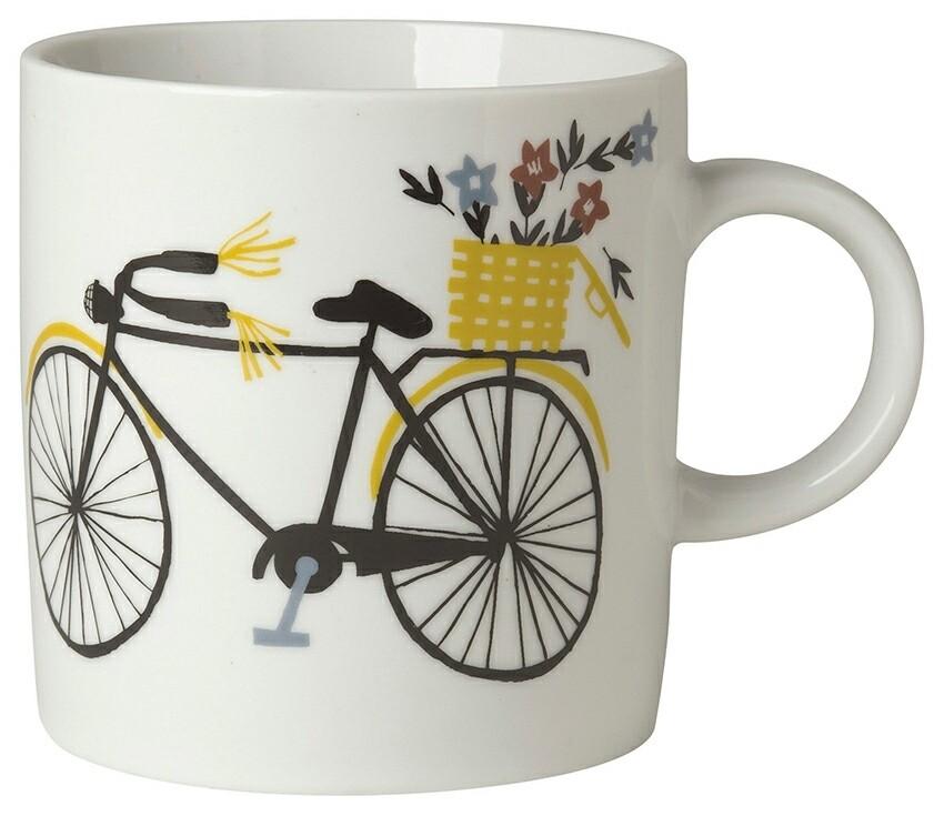 Now Designs Short Mug | Bicicletta