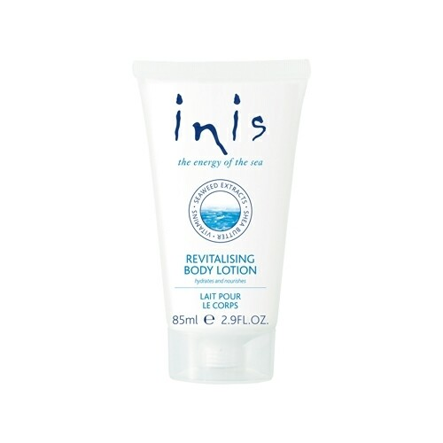 Inis Travel Size Revitalizing Body Lotion 85ml