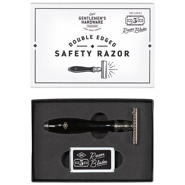 Gentlemen's Hardware Double Edged Saftey Razor