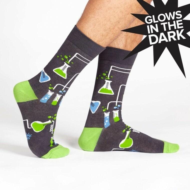 Sock It To Me - Men's Crew Socks   Laboratory