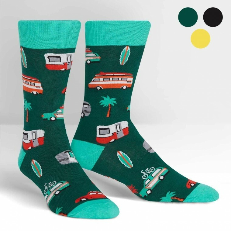 Sock It To Me - Men's Crew Socks | Day Tripper
