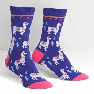 Sock It To Me - Women's Crew Socks | ¿Cómo Te Llamas?