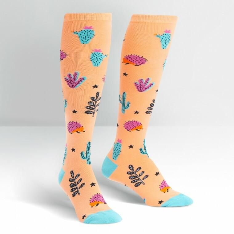 Sock It To Me - Women's Knee-high Socks | Lookin' Sharp