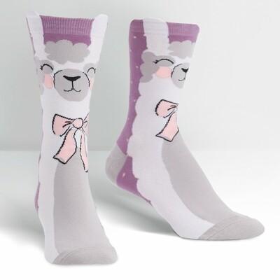 Sock It To Me - Women's Crew Socks | Gllama-rous