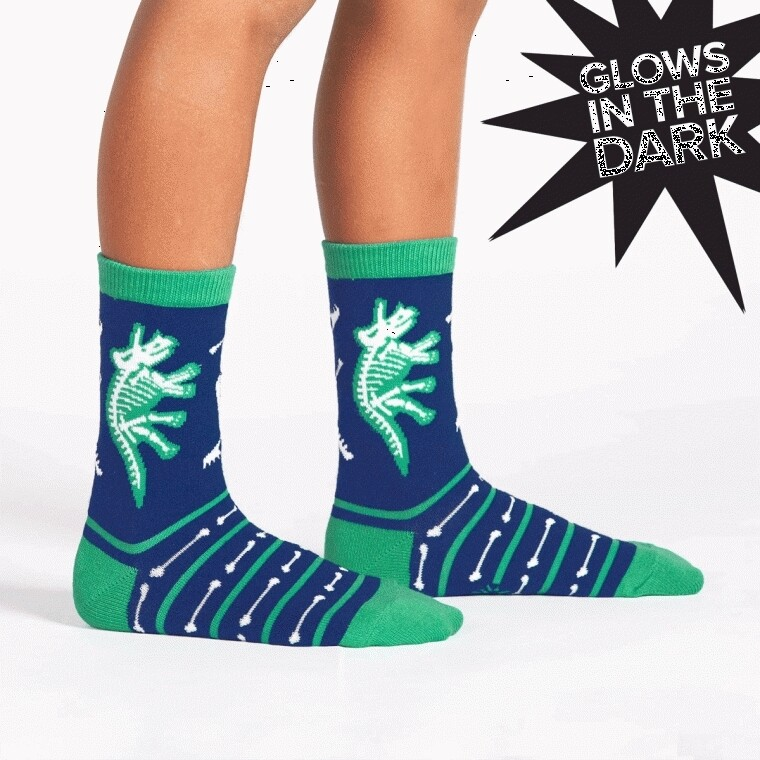 Sock It To Me - Junior Crew Socks | Arch-eology