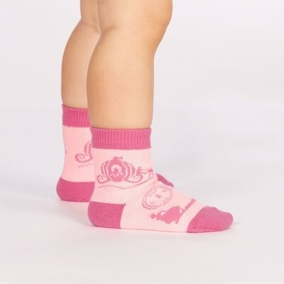 Sock It To Me - Toddler Crew Socks   Once Upon A Time