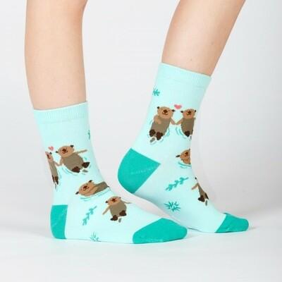 Sock It To Me - Youth Crew Socks   My Otter Half