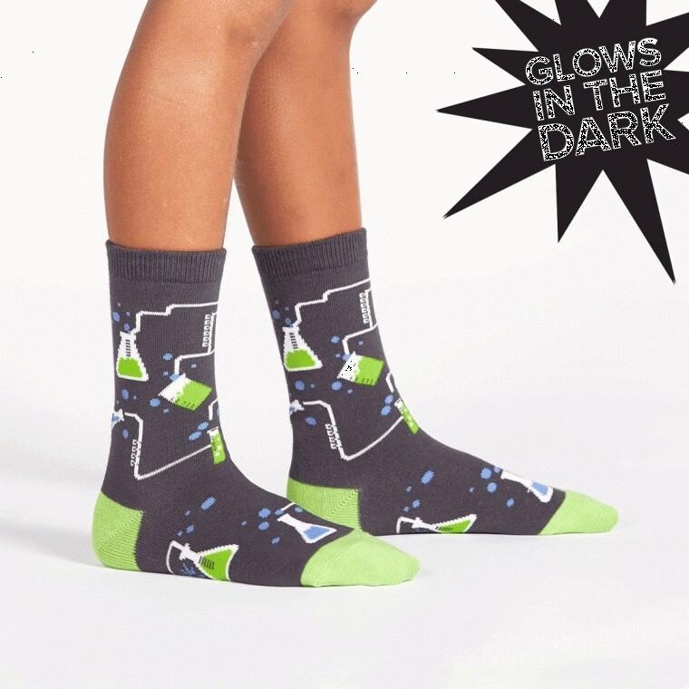 Sock It To Me - Youth Crew Socks | Laboratory