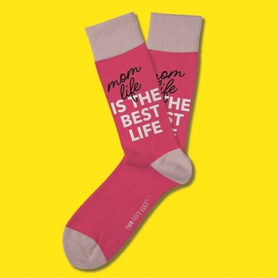 Two Left Feet - Everyday Socks (Big Feet) | Mom Life