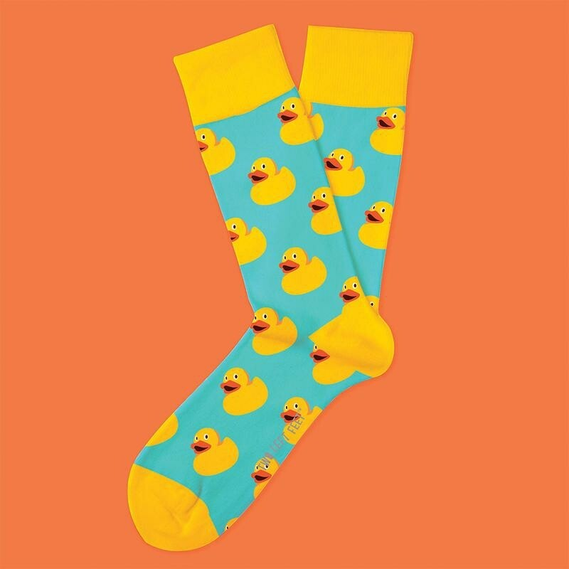 Two Left Feet - Everyday Socks (Big Feet) | Sitting Duck