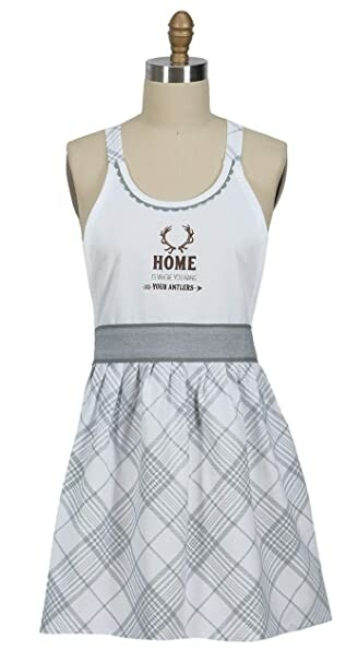 Kay Dee Designs Tranquility Lodge Hostess Apron   Hang Your Antlers