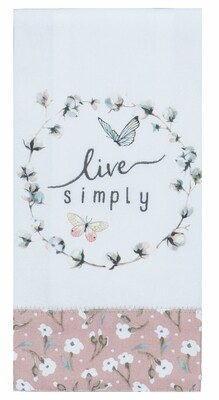Kay Dee Designs Tea Towel | Blush Live Simply