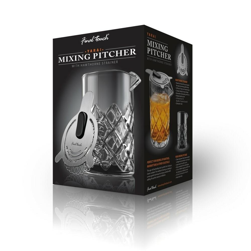Final Touch | Yarai Mixing Pitcher
