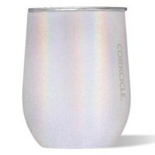 Corkcicle Stemless | 12oz Sparkle Unicorn Magic