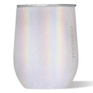 Corkcicle Stemless | 12oz Sparkle Unicorn Magic