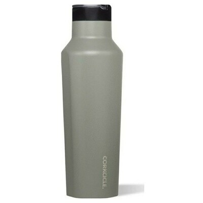 Corkcicle Sport Canteen | 20oz Tactical Grey