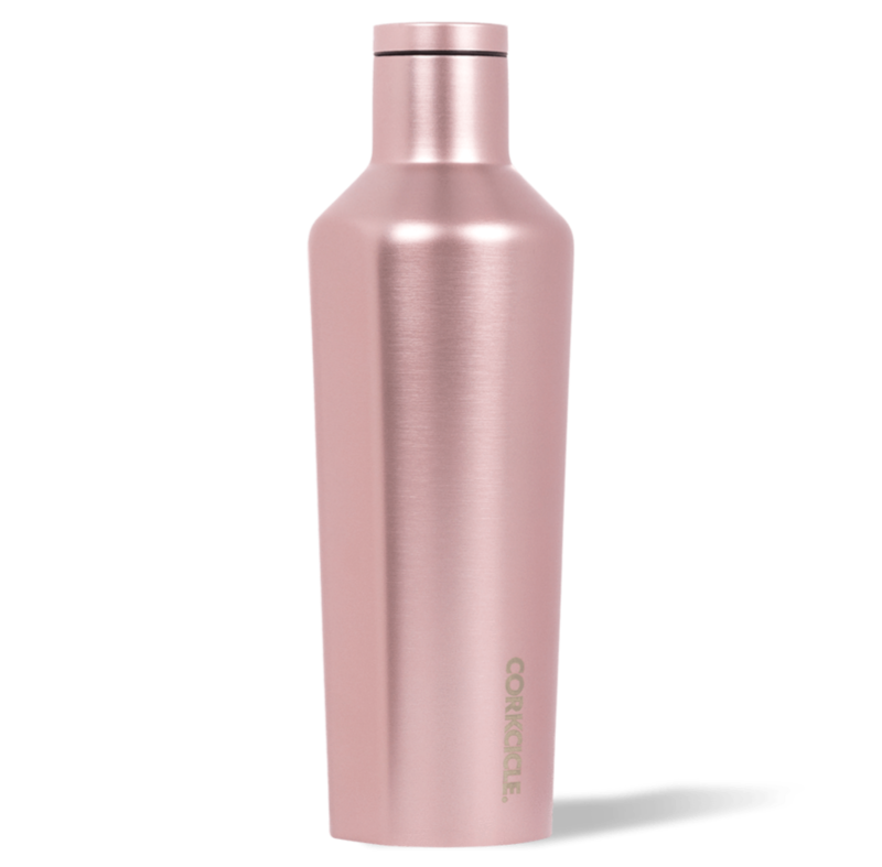 Corkcicle Canteen | 16oz Metallic Pink
