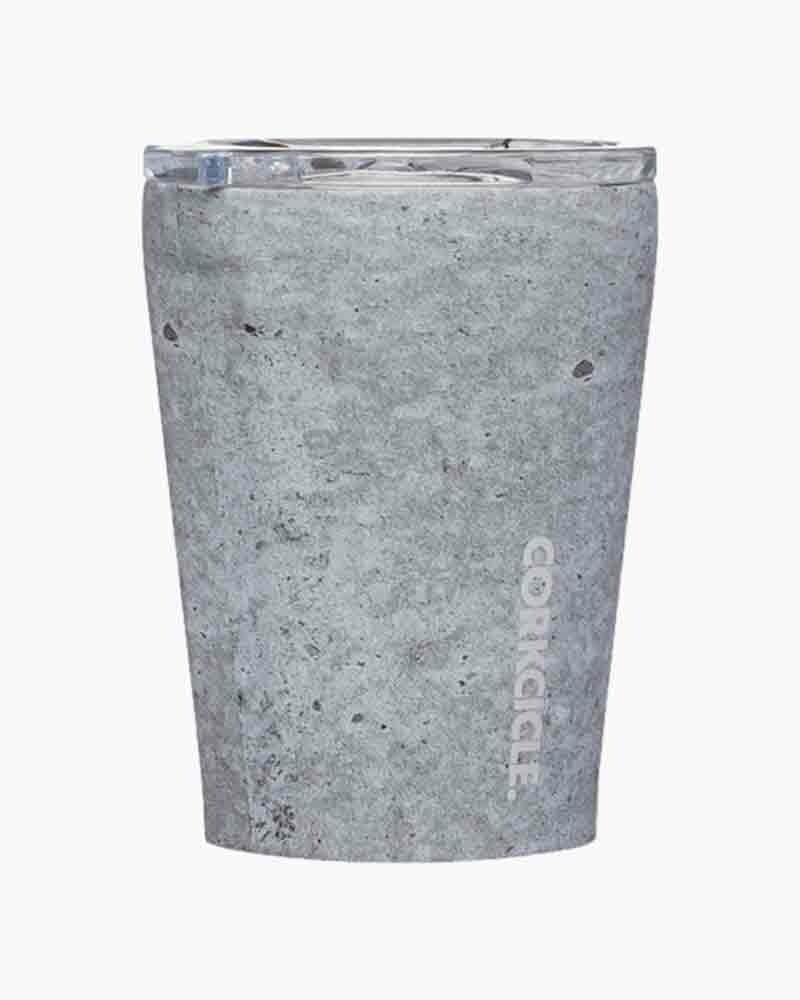 Corkcicle Tumbler | 12 oz Concrete