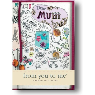 Dear Mum, from you to me - Journal