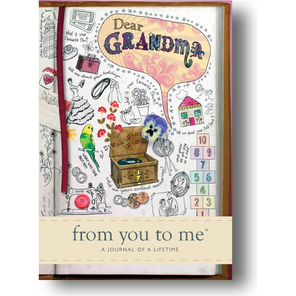 Dear Grandma, from you to me - Journal