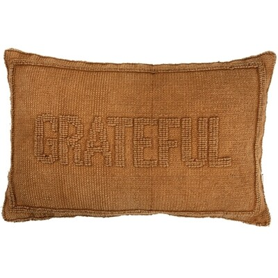 Pillow - Grateful
