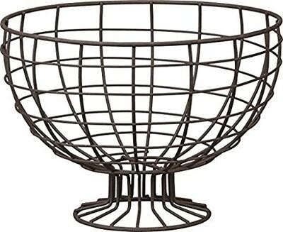 Pedestal Wire Basket