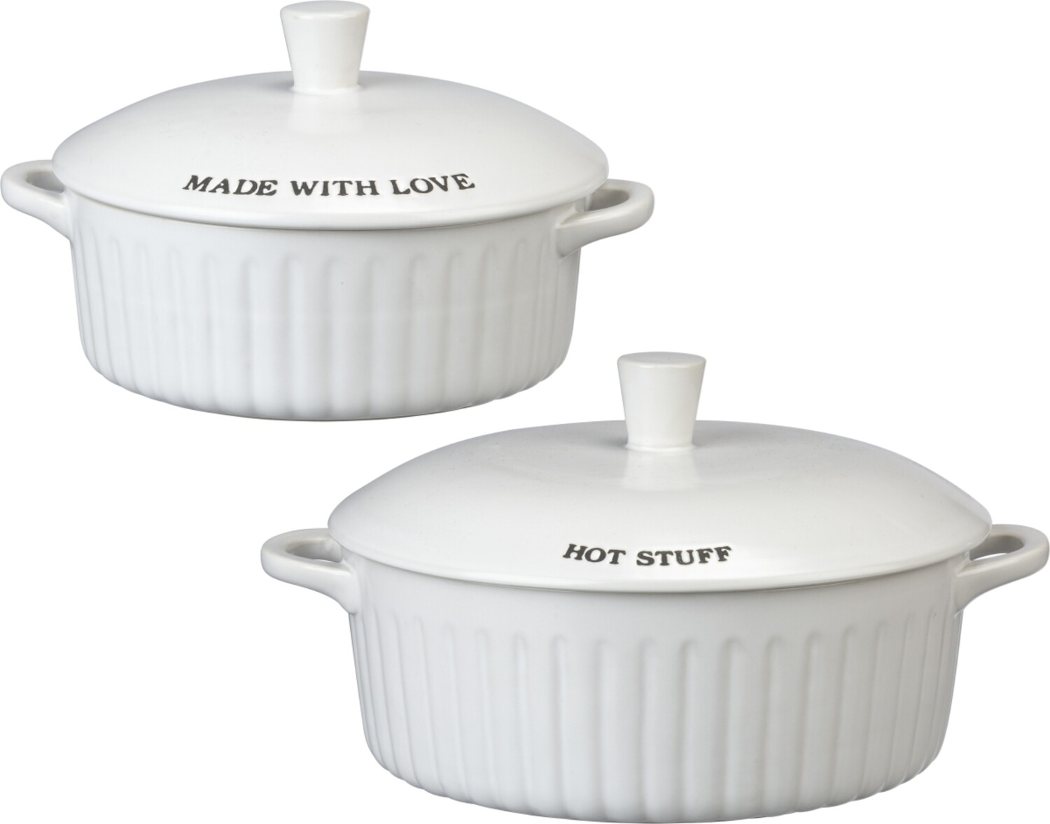 Covered Casserole Set