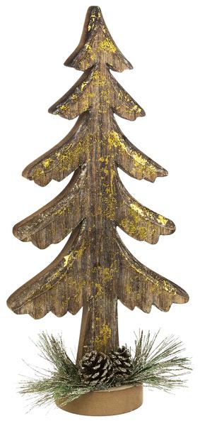 Woodland Christmas Tree   Large