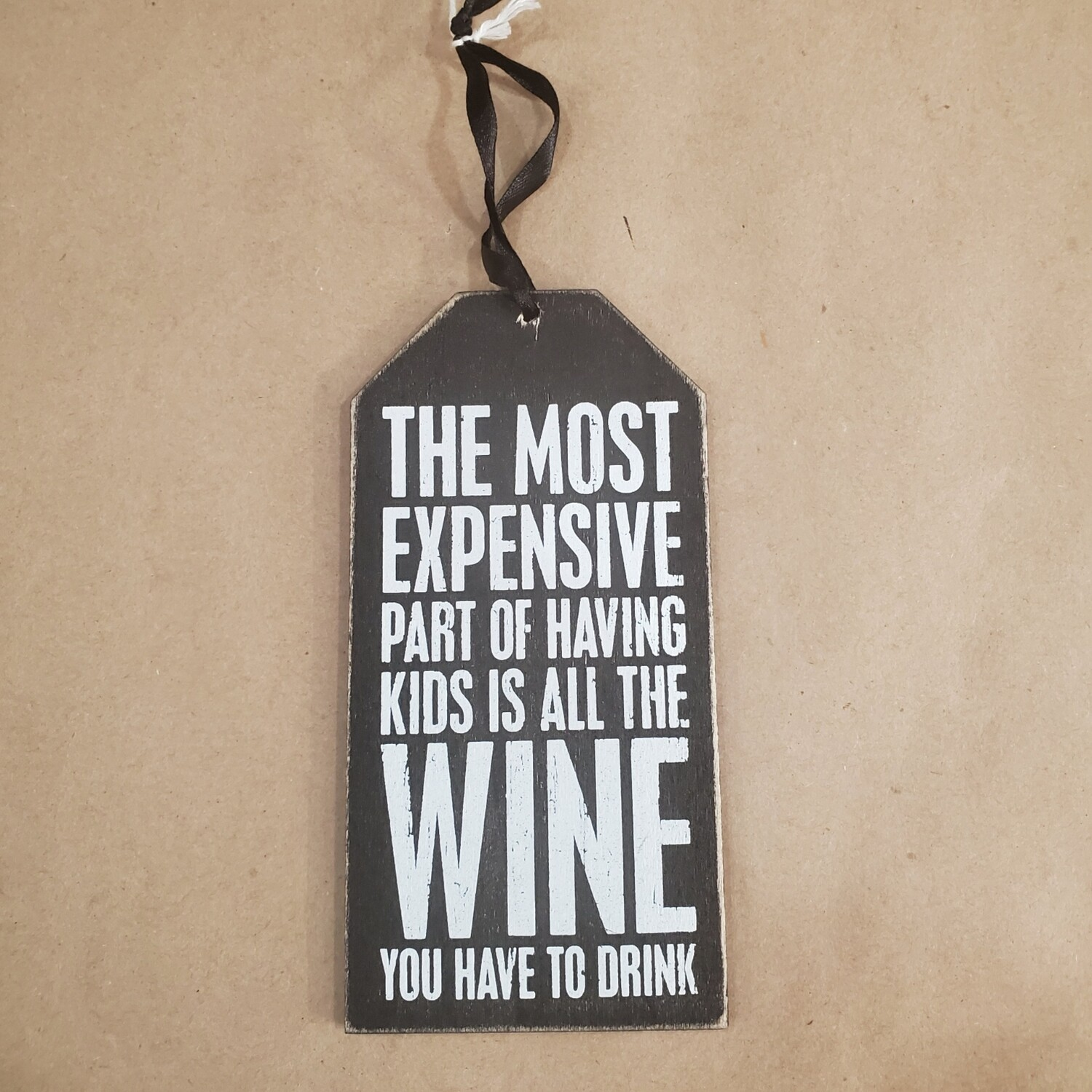 Wine Tag - The Most Expensive