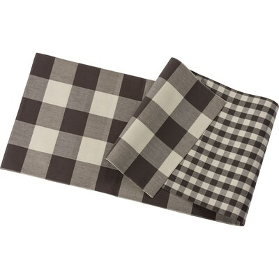 Table Runner - Buffalo Check