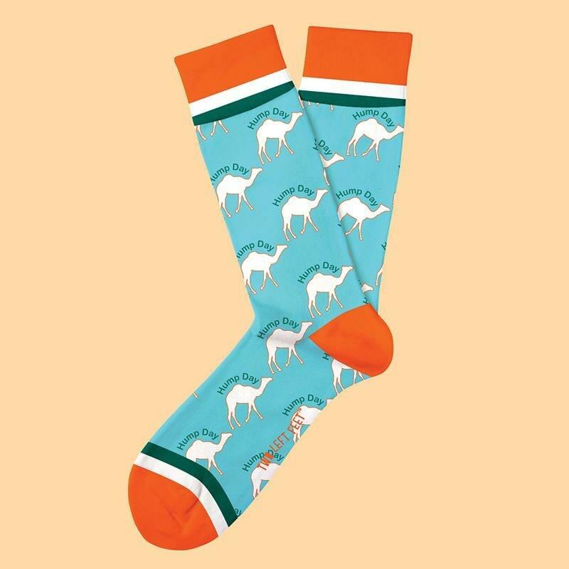Two Left Feet - Everyday Socks (Big Feet) | Hump Day