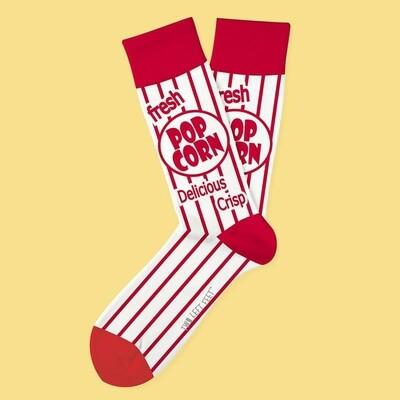 Two Left Feet - Everyday Socks (Big Feet) | Movie Night