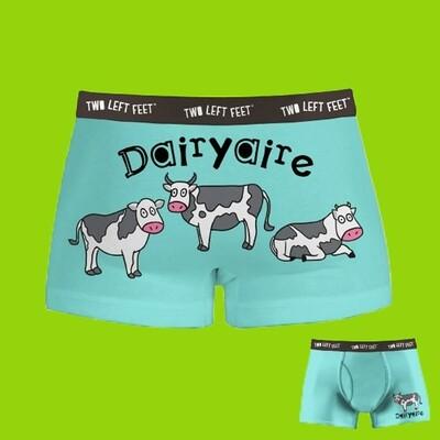 Two Left Feet - Men's Everyday Trunks | DairyAire