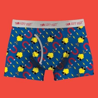 Two Left Feet - Men's Everyday Trunks | Chick Magnet