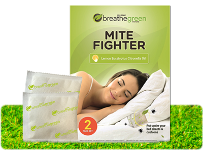 Breathe Green Mite Fighter Packs (Set of 2)