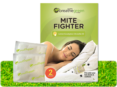 Breathe Green Mite Fighter Packs (Set of 2)