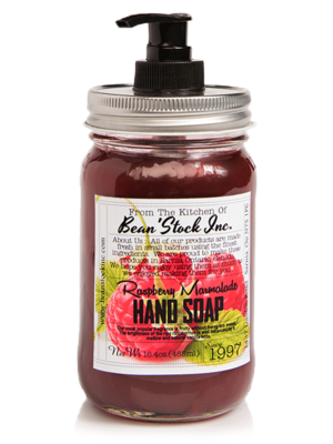 Bean'Stock Hand Soap | Raspberry Marmalade